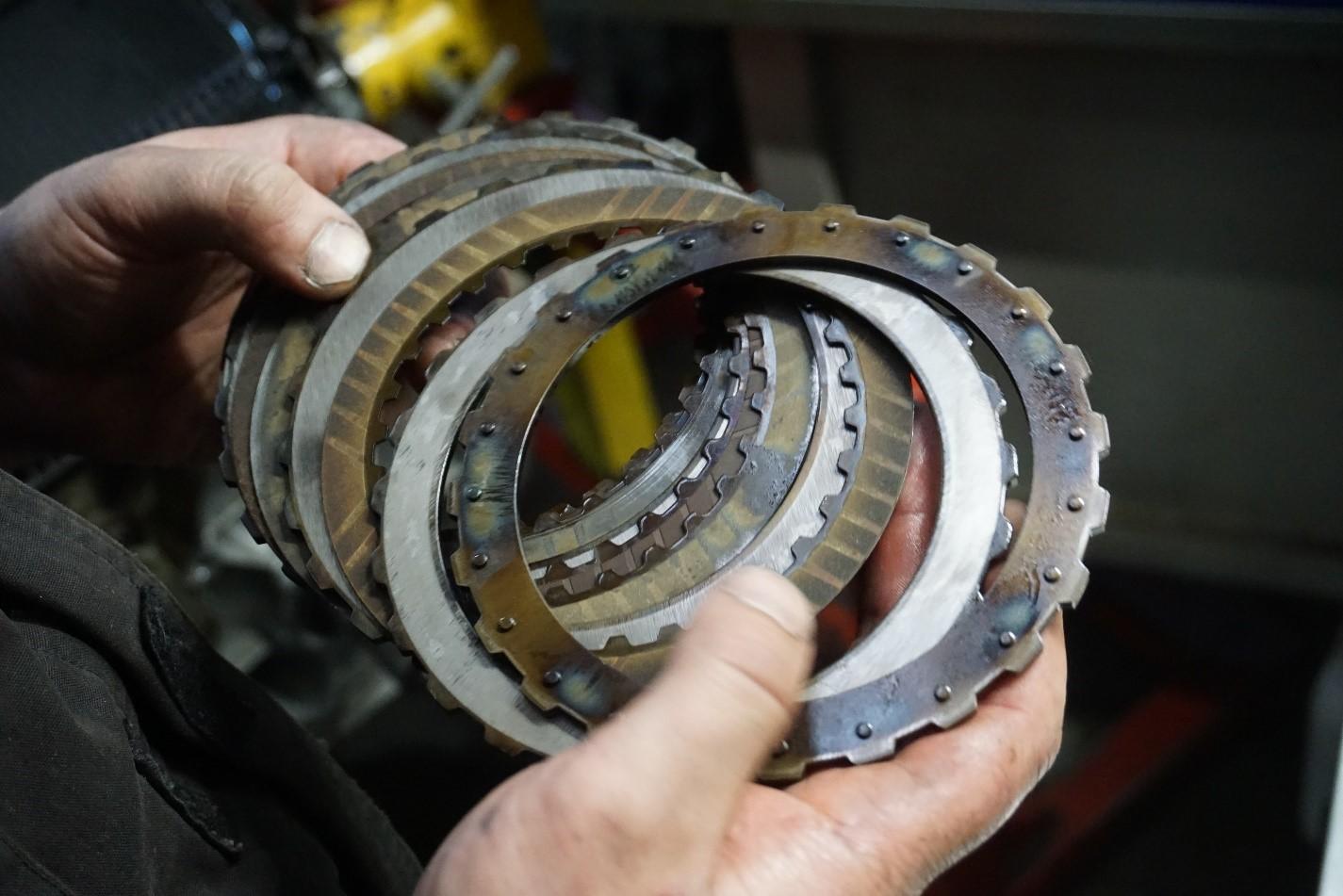 2 важных мелочи при ремонте АКПП