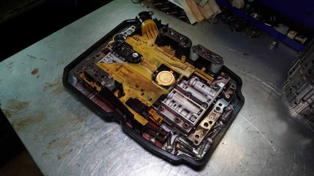 ремонт акпп 722.6