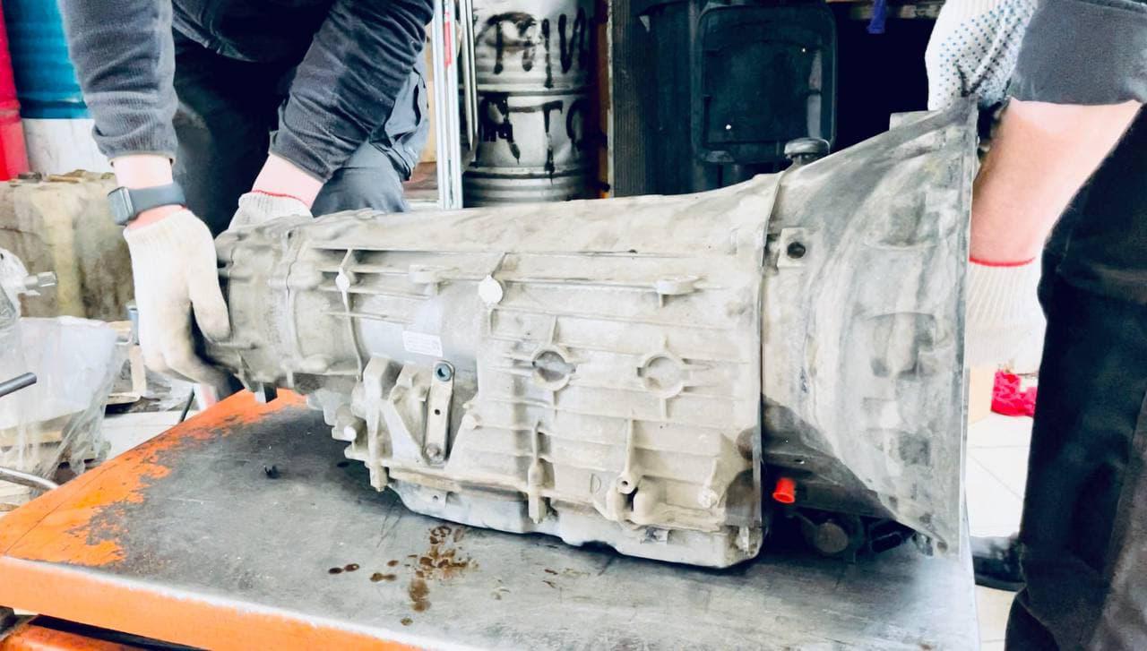 Ремонт АКПП 722.9 Мерседес Бенц E350