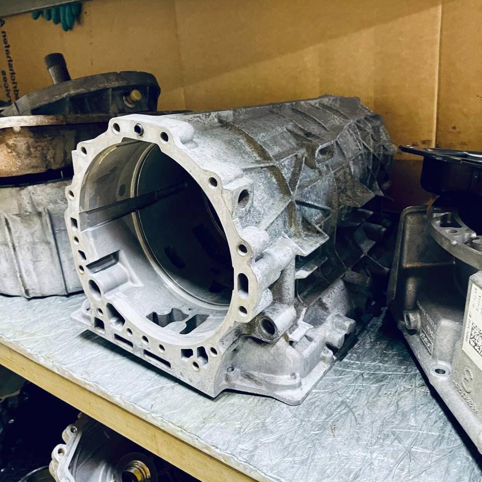 Капитальный ремонт АКПП ZF BMW 730D