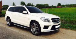 Ремонт акпп Mercedes GL CLASS