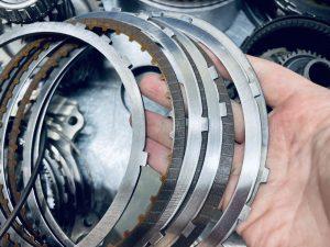 ремонт вариатора рено колеос