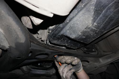 Замена масла в АКПП Фольксваген Туарег